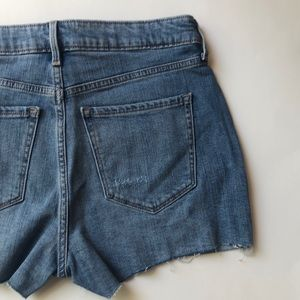 777d891c7c Old Navy Shorts - Old Navy high rise distressed cut off shorts